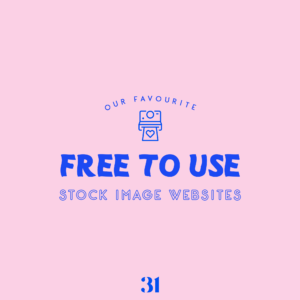 Our Favourite Free To Use Stock Image Websites